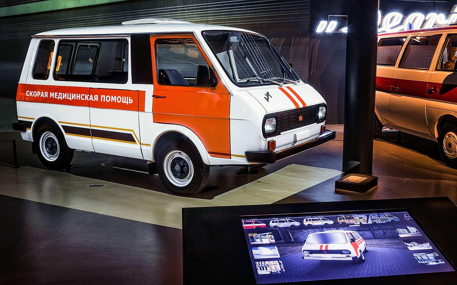 Рижский мотор-музей после реконструкции: они— живые!— фото 641609