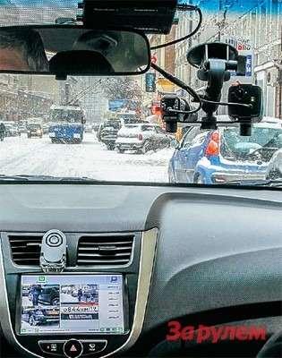 Позаверениям специалистов Центра организации дорожного движения, прибор способен «прочитать» любой регистрационный знак влюбую погоду. Ноночью такие машины не ездят.