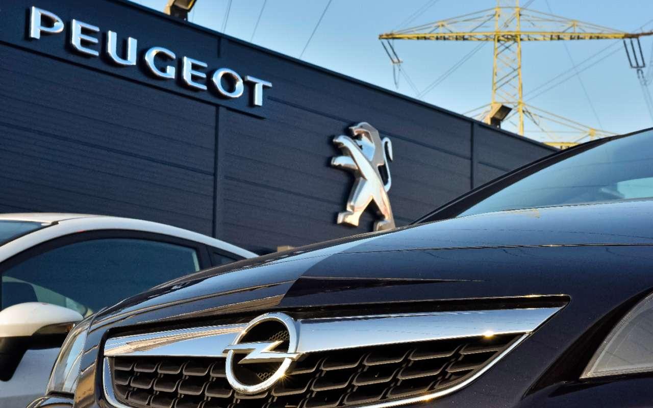 И снова здравствуйте!— cчем возвращается Opel— фото 975308