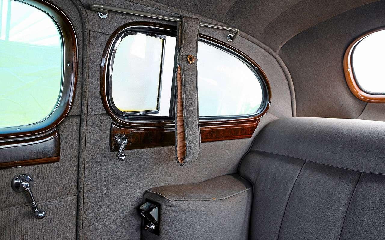 Packard Super Eight 1939: связей сэтим иностранцем можно небояться!— фото 893699