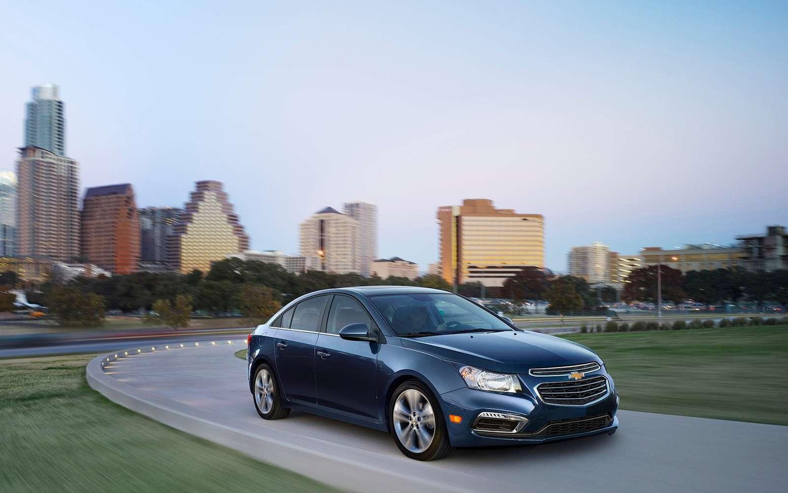 Chevrolet Captiva иCruze могут вернуться нароссийский рынок— фото 843506