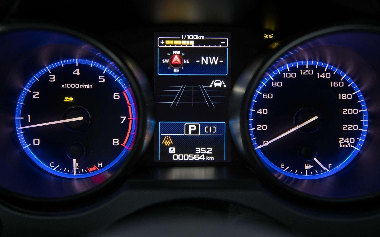 Кросс-универсал Subaru Outback неподорожал после обновления— фото 855721