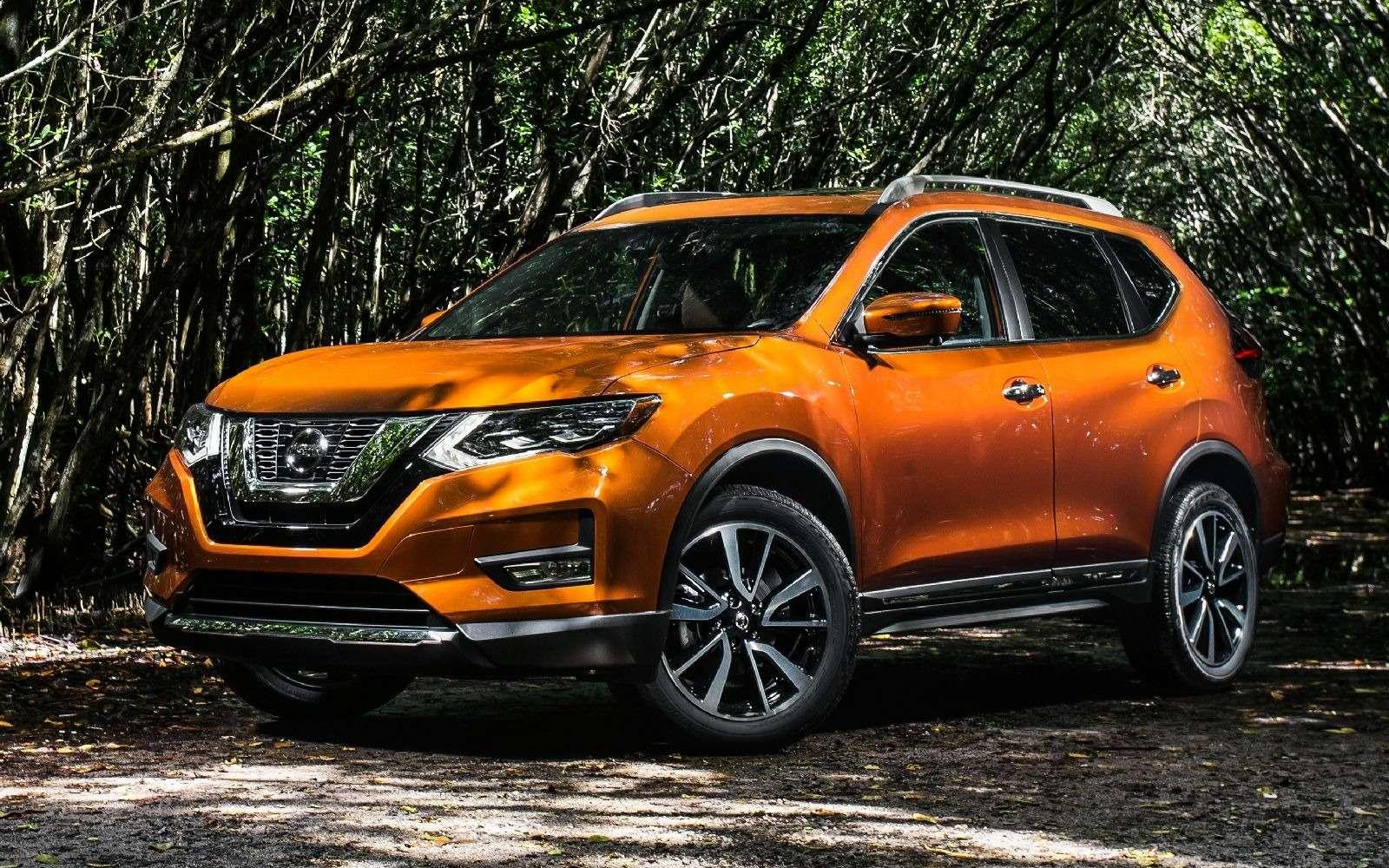 Говорим Rogue, подразумеваем X-Trail: популярный кроссовер Nissan обновился— фото 633619