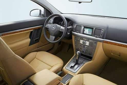 Opel представляет обновленную Vectra— фото 104660