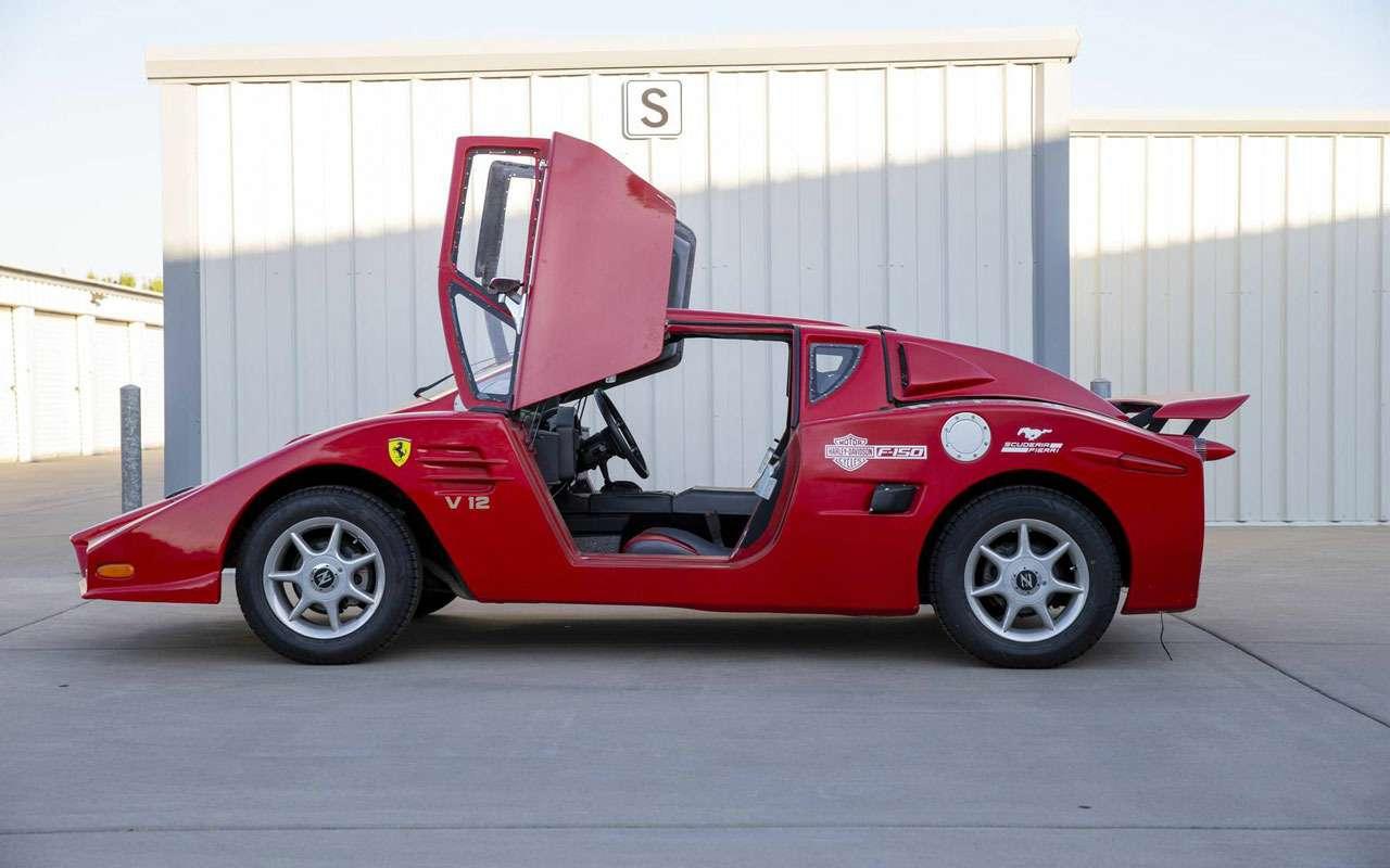 Нравится Ferrari, ноденег нет? Есть вариант!— фото 1164009