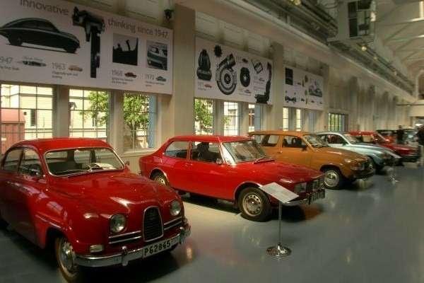 Saab museum