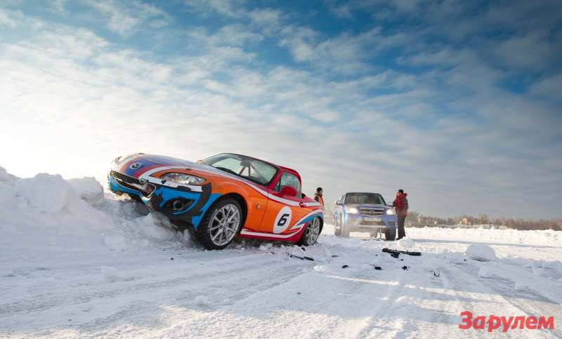 Mazda MX 5 Ice Race 2013      39