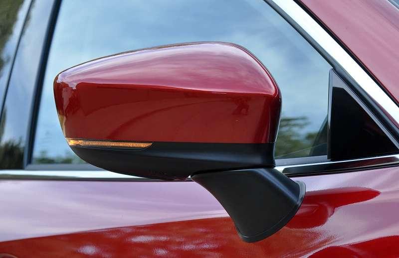 Зеркало Mazda6