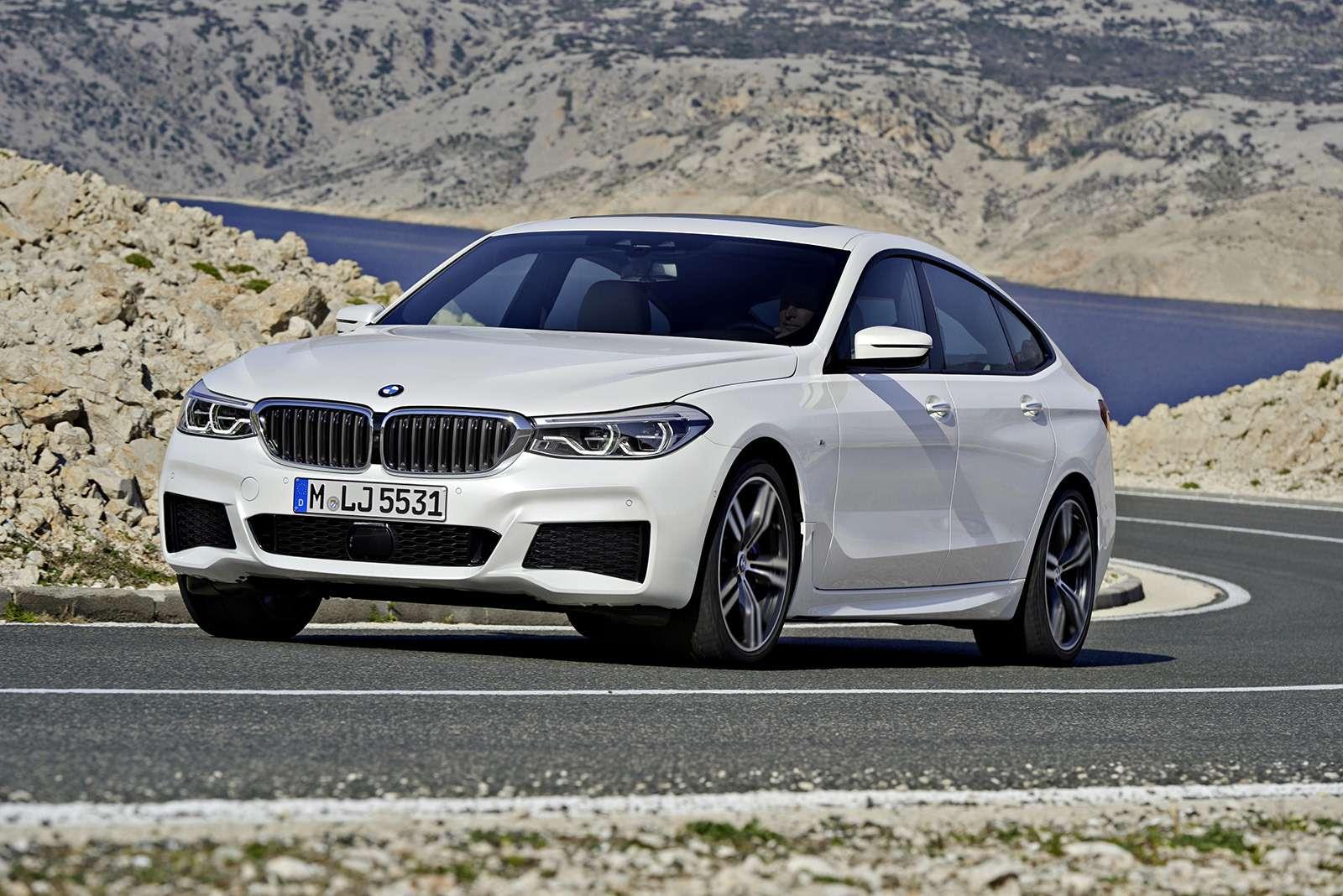 BMW6-й серии GTдляРоссии— комплектации ицены— фото 776373