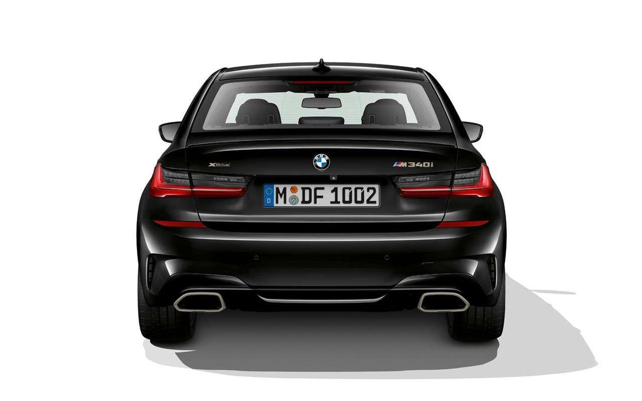 BMWрассекретила самый мощный вариант 3-й серии нового поколения— фото 922354