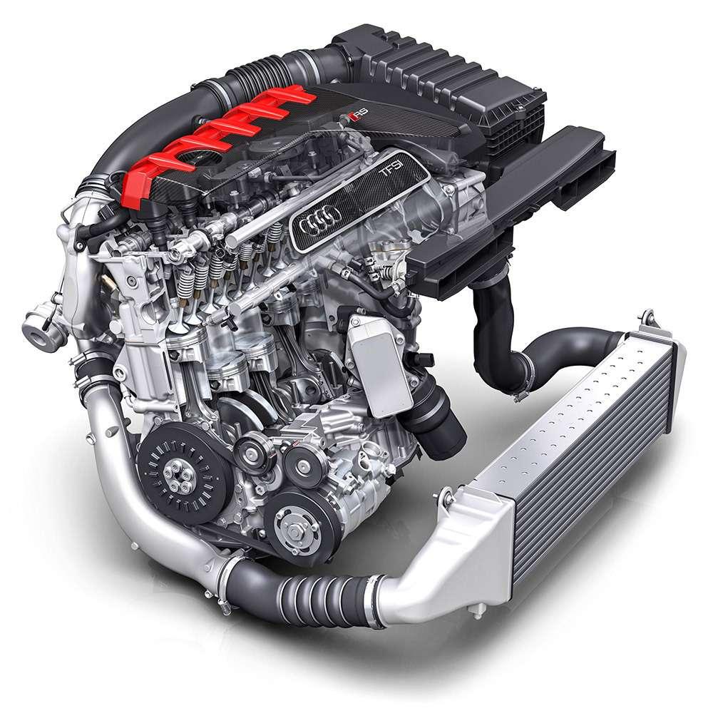Новый Audi TTRS: дым без огня— фото 661579