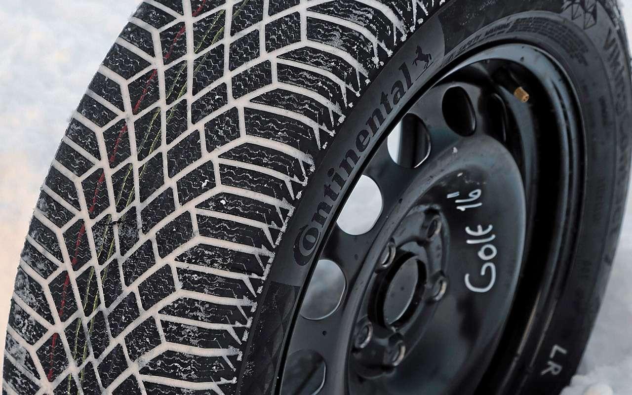 Большой тест зимних шин: выбор экспертов «Зарулем»— фото 1170265