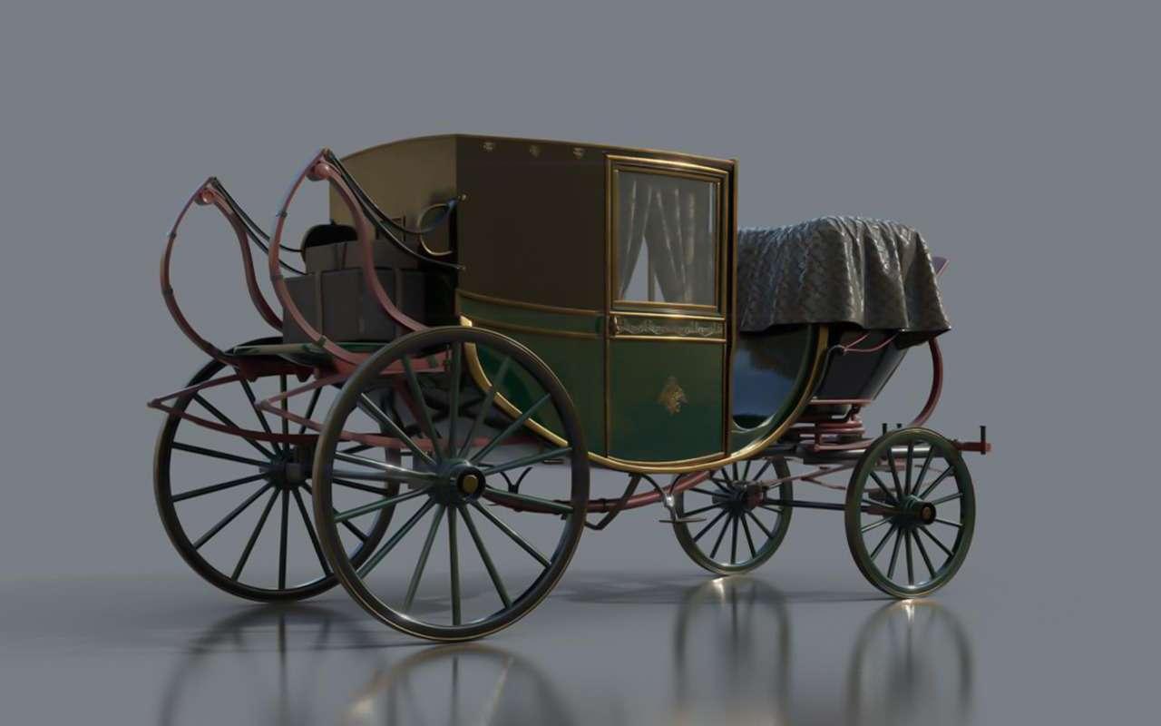 Прадеды Соляриса, Камри и Бентли — вот как ездили в XIX веке! — фото 1011292