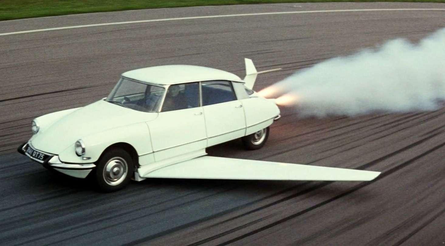 Зачем основатель Google тайно разрабатывает летающий автомобиль?— фото 597149