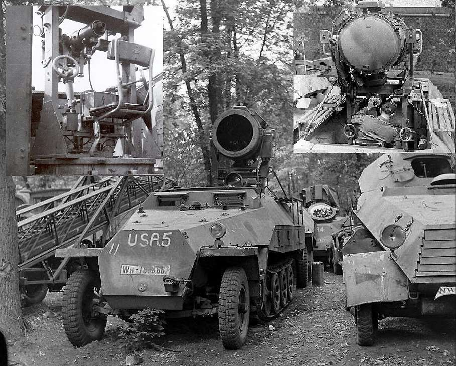 Последнее танковое сражение великой войны: засады имаскировка— фото 1089131