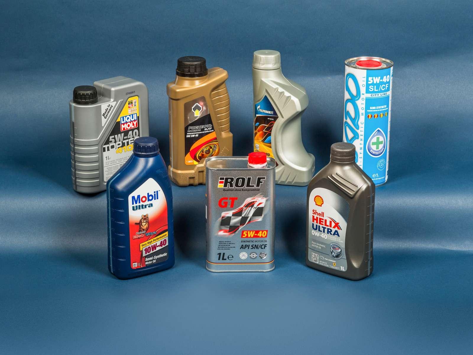 Моторное масло: как выбирать икогда менять. Советы экспертов ЗР— фото 587132