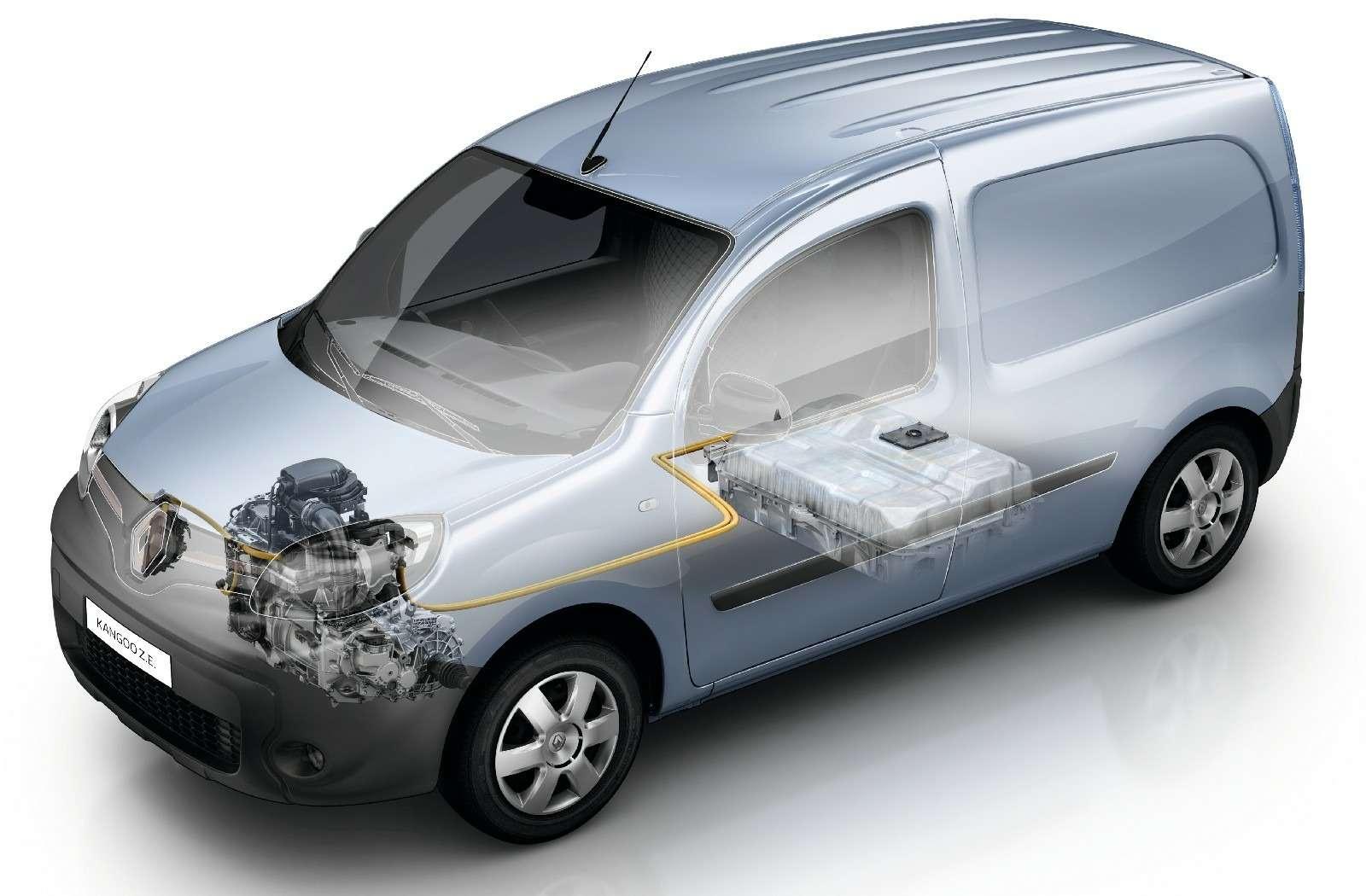 В модельном ряду Renault появилась еще одна «электричка»— фото 693606