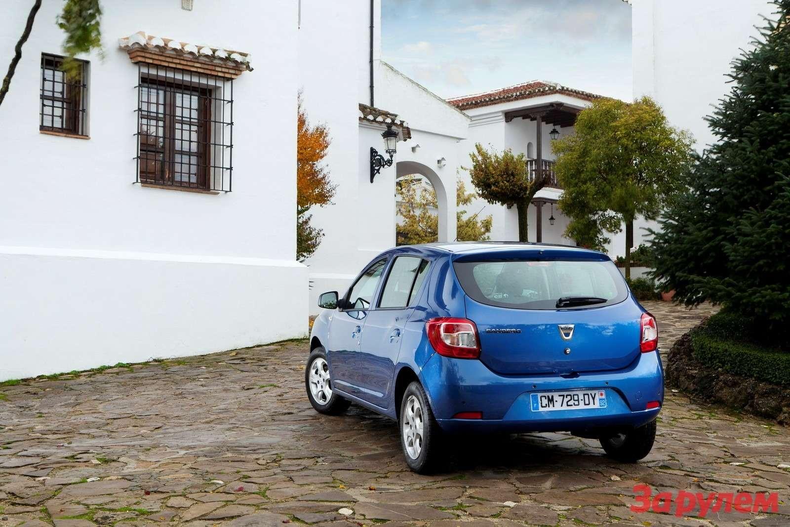 Dacia Sandero new 3