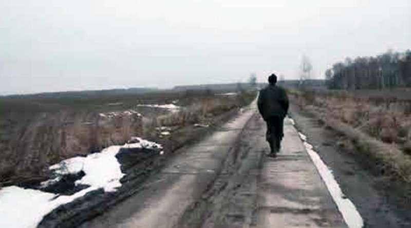 ВОрловской области в точном смысле украли 25 километров дороги
