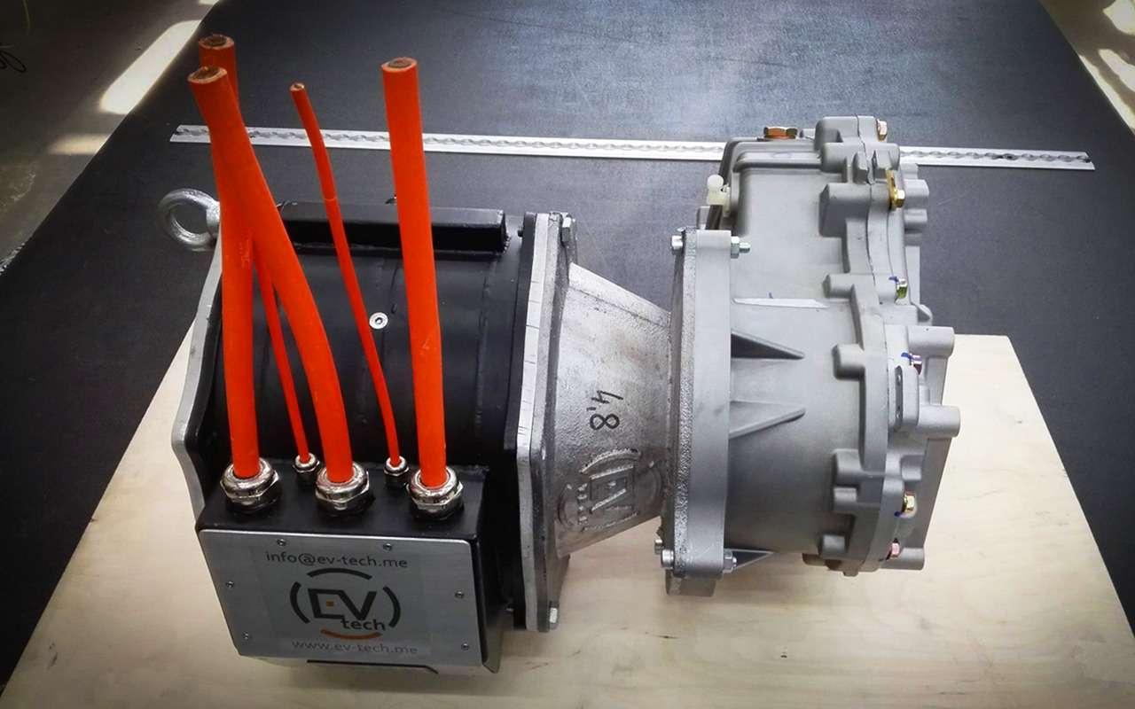 ВРоссии создан уникальный двигатель дляавтомобилей