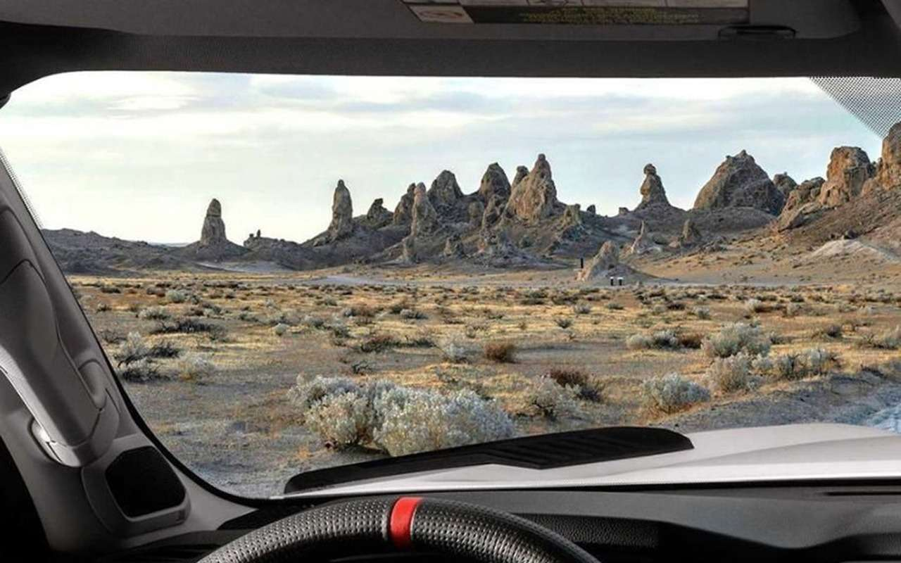 Новый большой внедорожник Toyota: первые фото