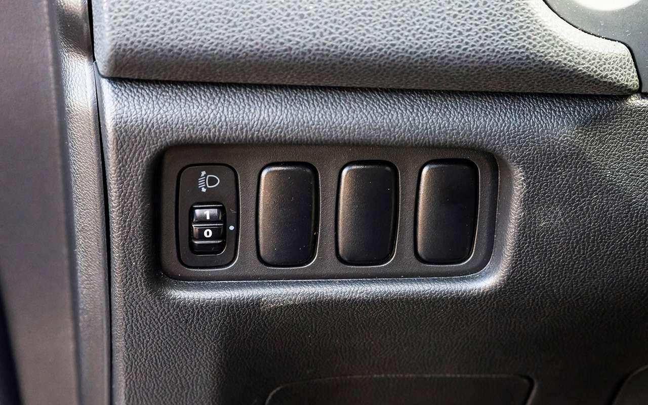 Большой тест кроссоверов: Nissan Qashqai, Mitsubishi ASX иSuzuki SX4— фото 978172