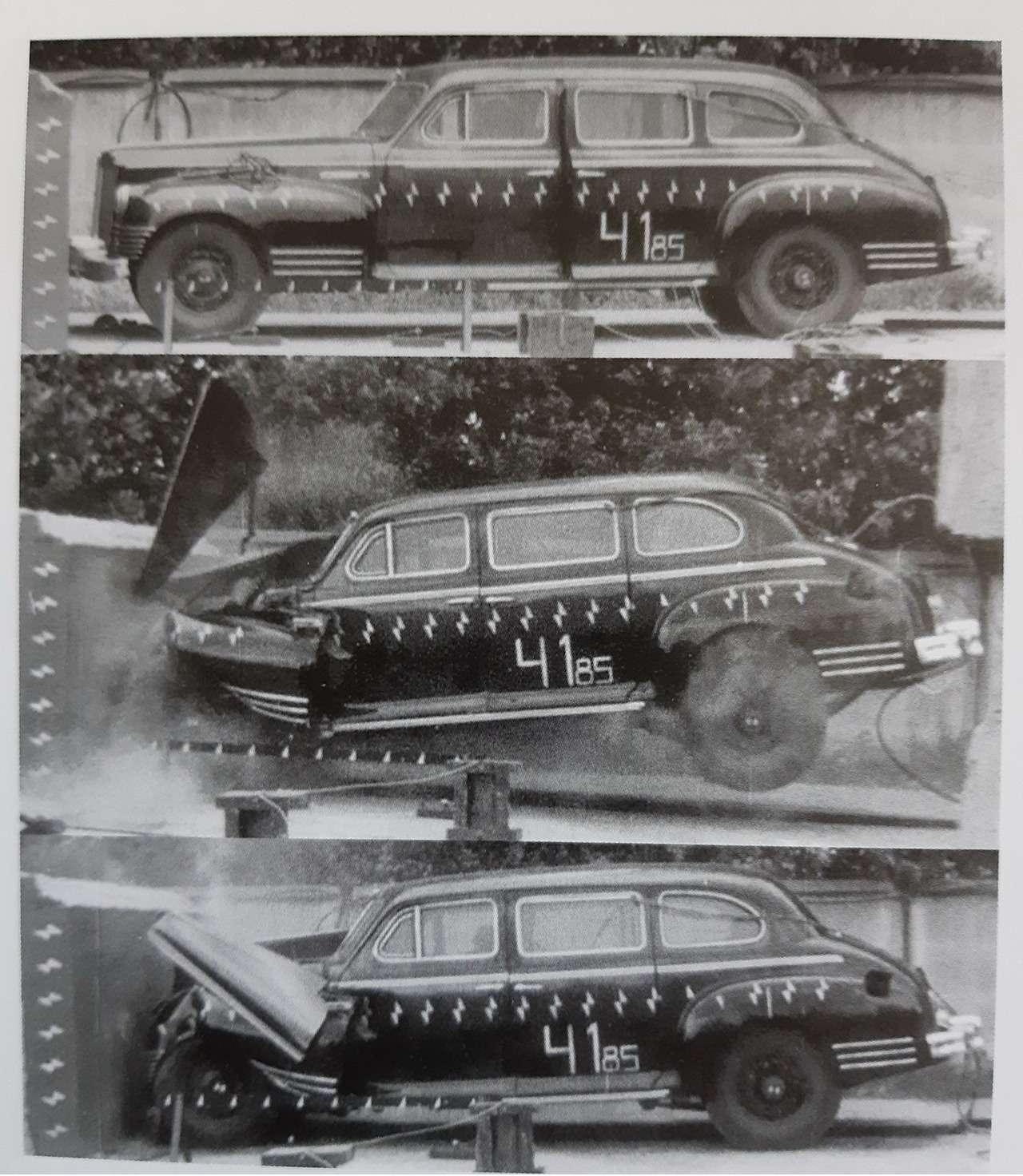 Бронированный лимузин Горбачева иЕльцина— как его строили— фото 1144858