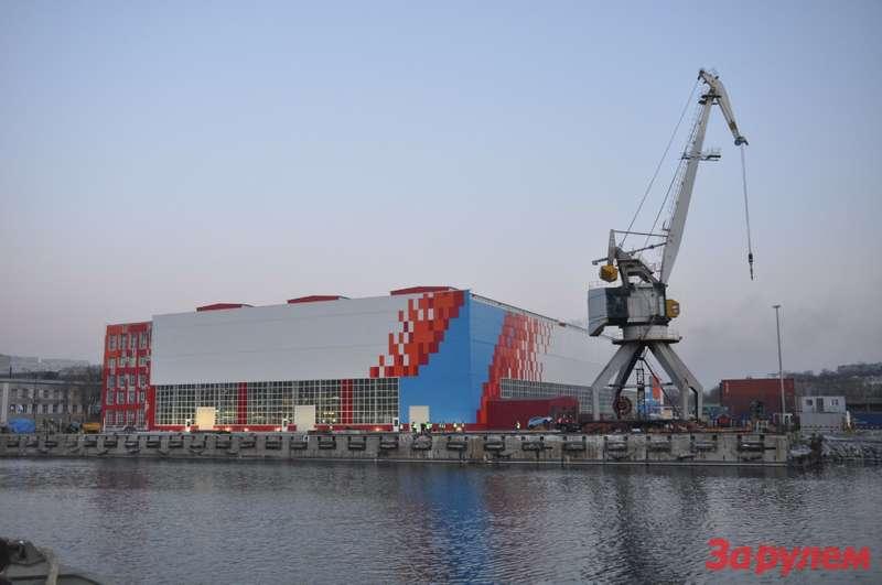 Производство SsangYong New Action воВладивосток