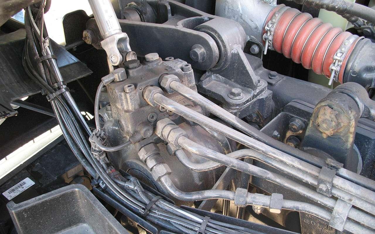 Тяжелые грузовики IVECO Trakker: все особенности— фото 1233443