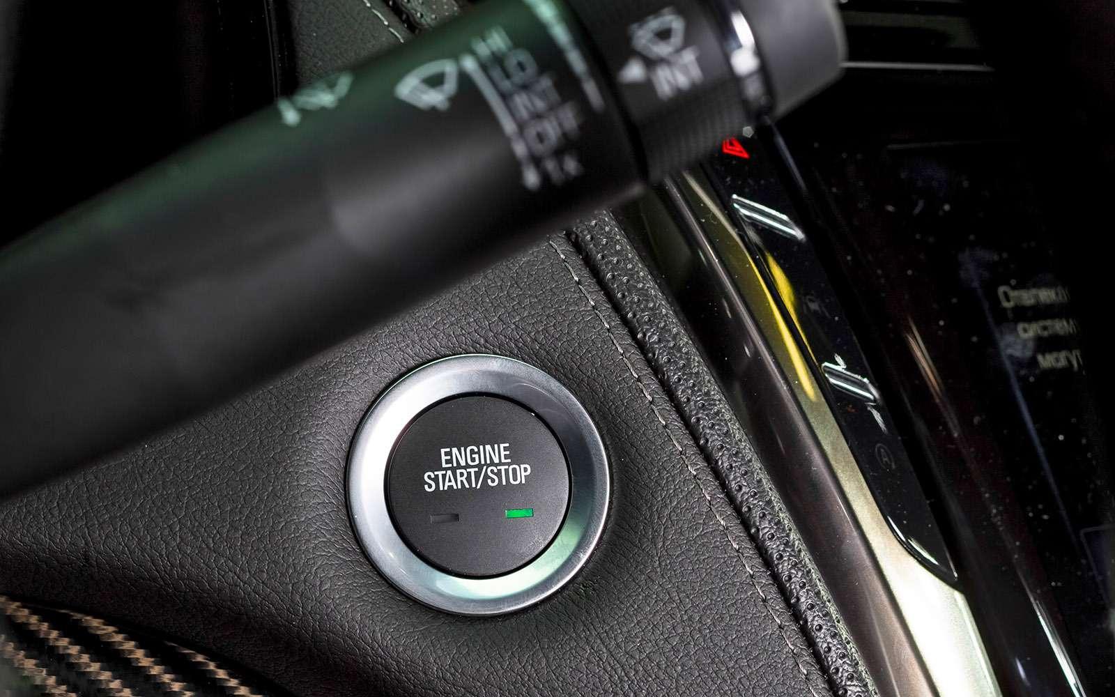 Обновленный Cadillac CTS: здравствуй ипрощай— фото 684555