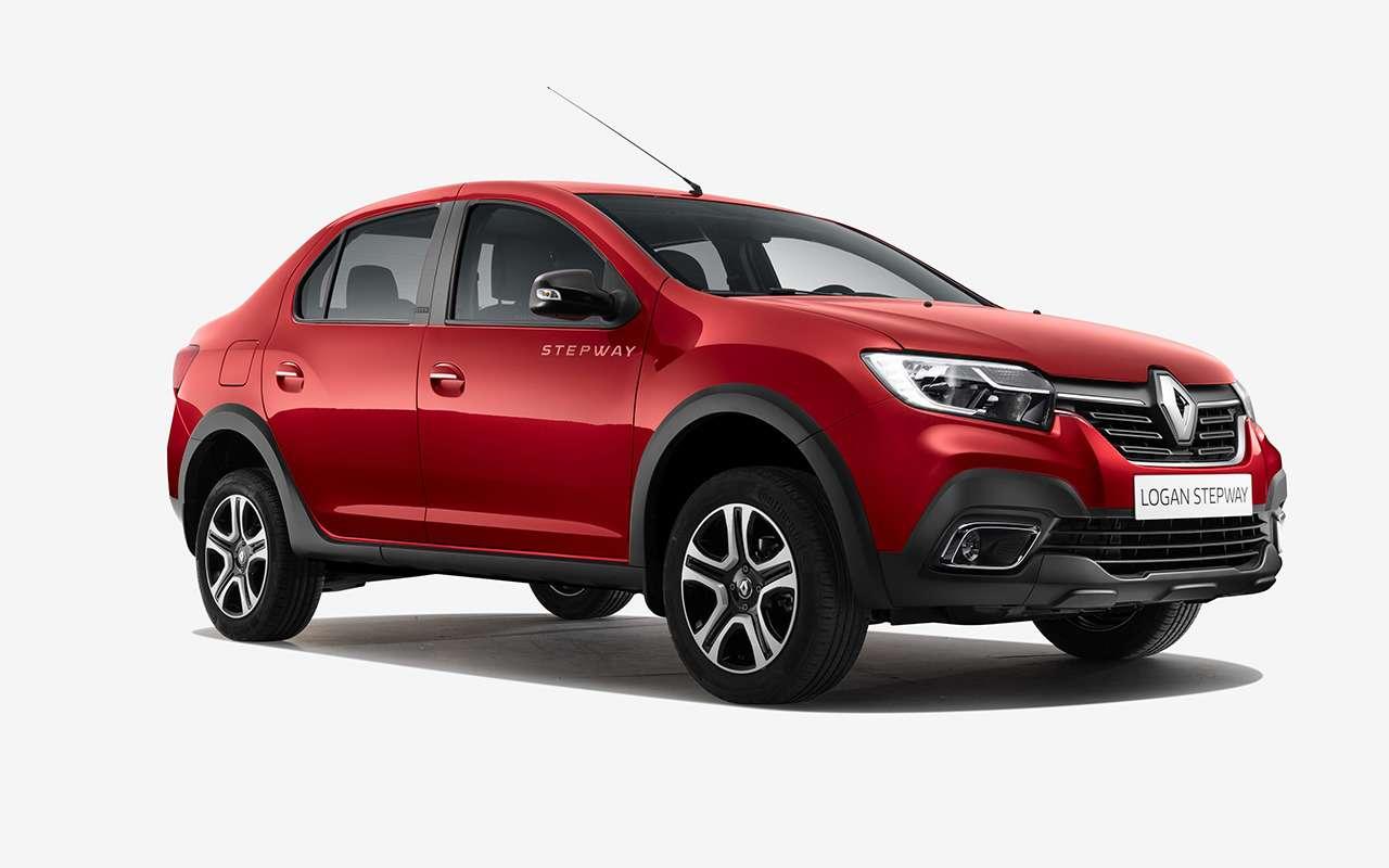5 причин купить Renault Logan Stepway City свариатором— фото 922392