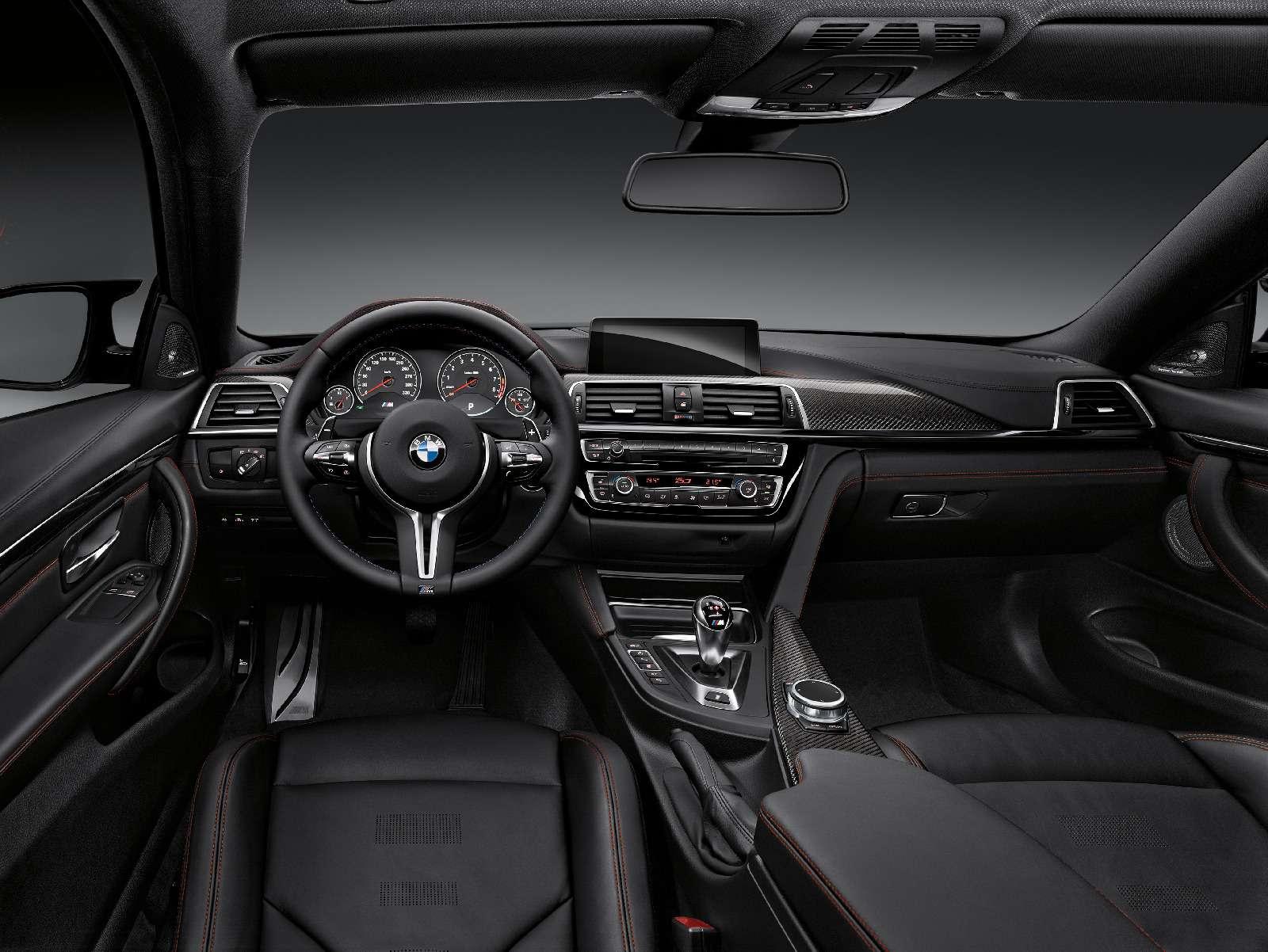 Светодиоды ижесткость: BMW обновила семейство 4-й серии— фото 694053