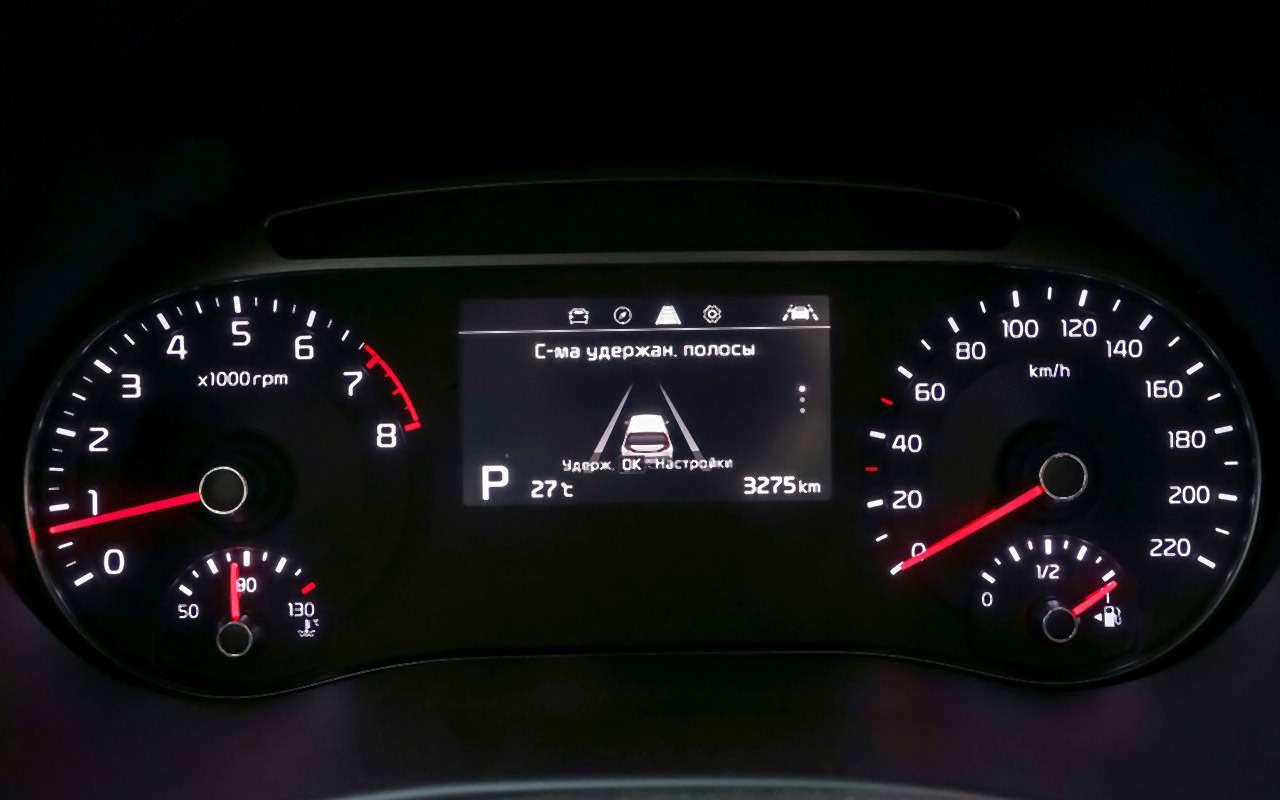 Большой тест стиляг: Toyota C-HR, Citroen C3Aircross иновый Kia Soul— фото 990492