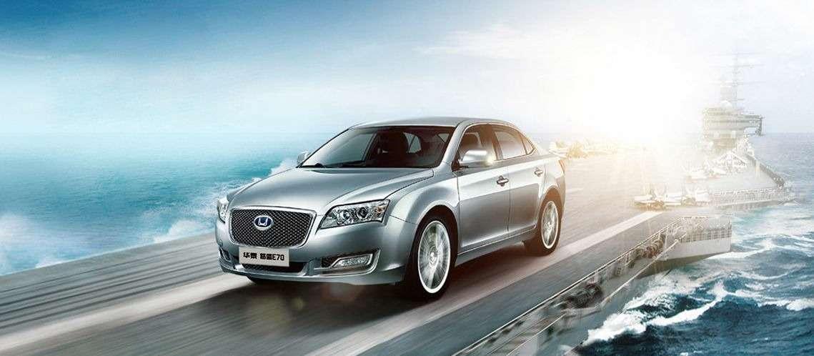Китайская Hawtai будет собирать легковые автомобили наКАМАЗе— фото 388410