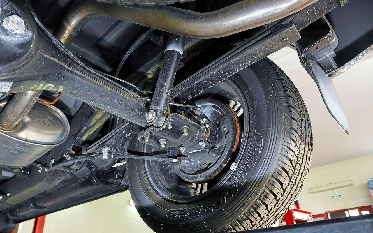 Новый Isuzu D‑Мax—  первый тест-драйв— фото 1221080