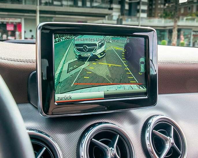 Mercedes-Benz GLA: песни A-GLAвном— фото 264654