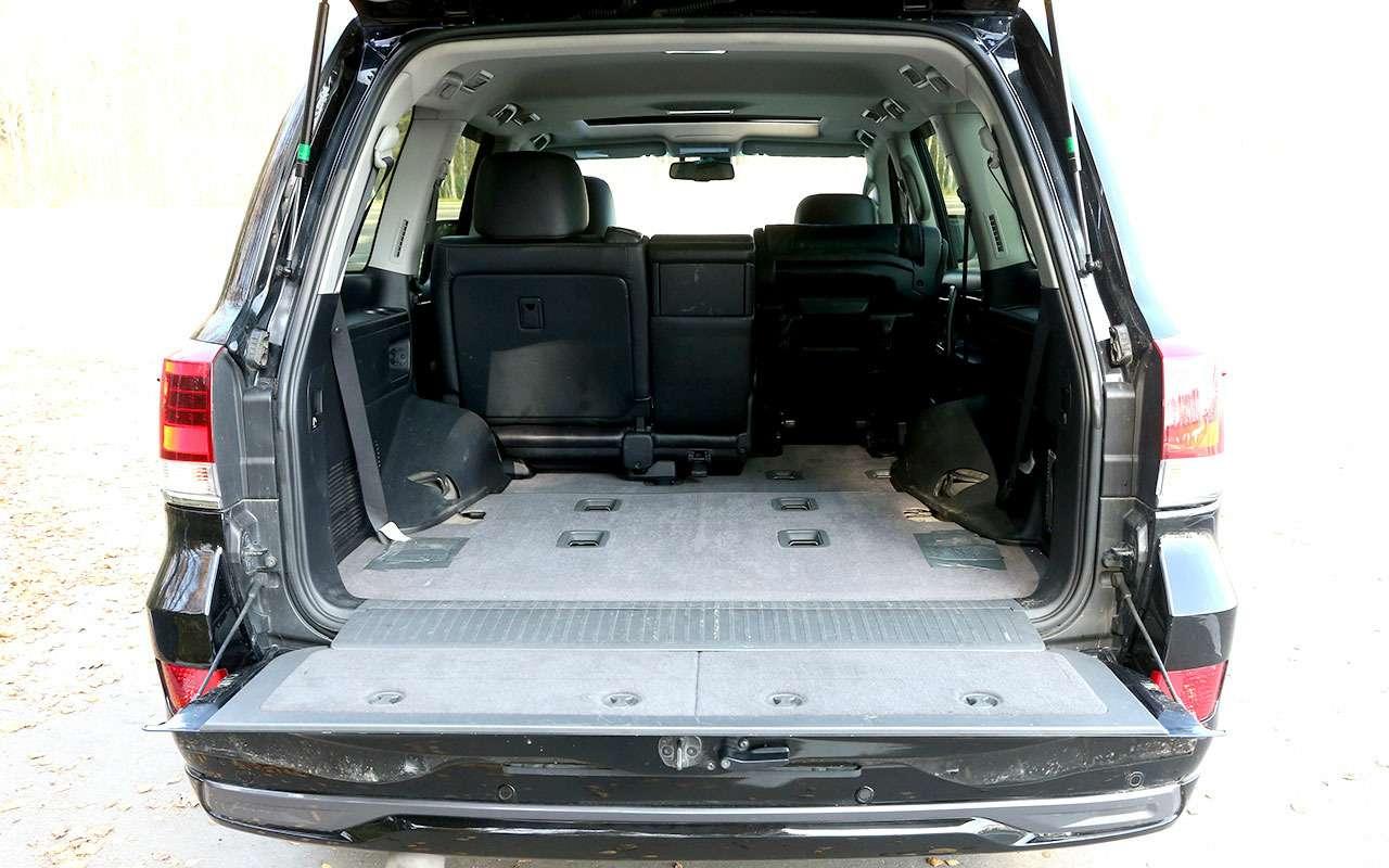 Новый УАЗ Патриот или 10-летний Land Cruiser 200: тест-драйв— фото 1058450