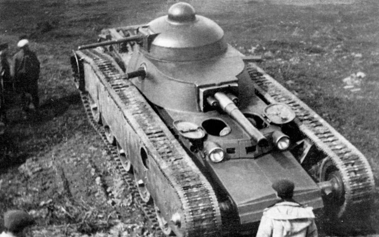 Секретная разработка немцев дляСССР— наш самый тяжелый танк— фото 1013908