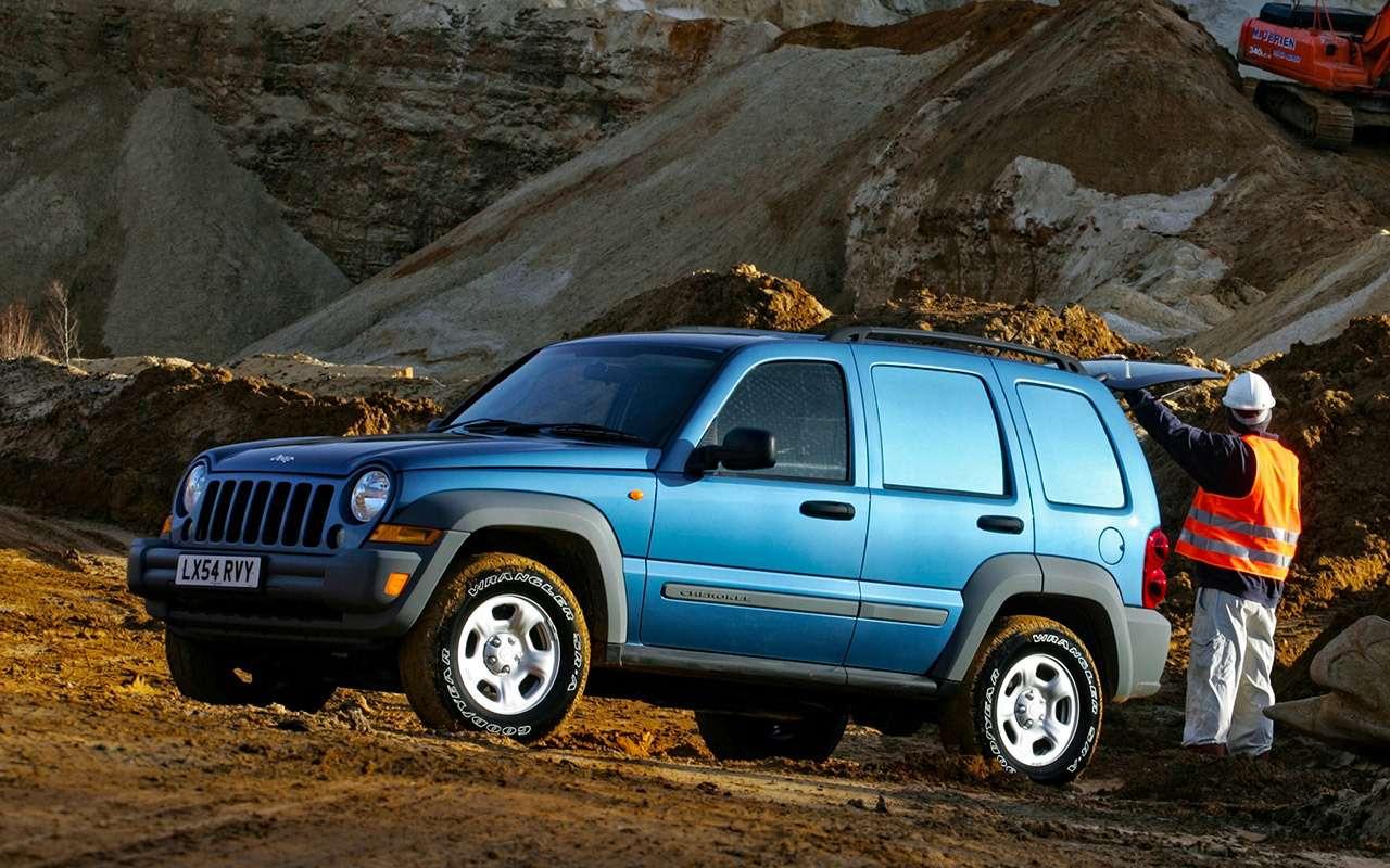 Jeep Cherokee после рестайлинга: все изменения— фото 983523
