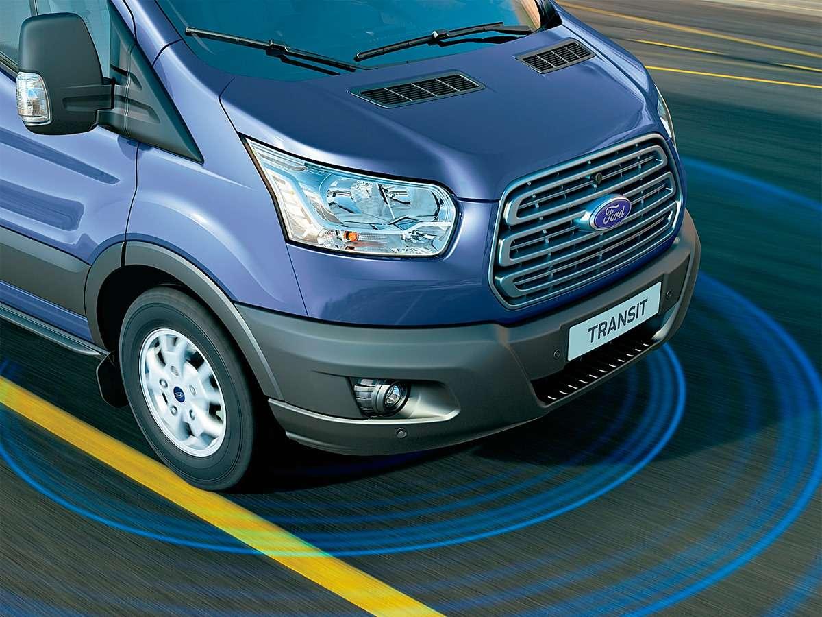 Ford Transit: хозяйским взглядом— фото 264677