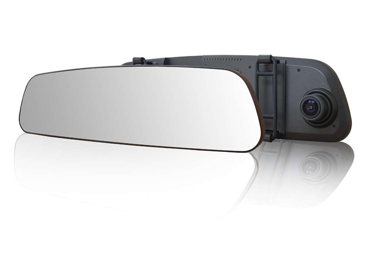 Видеорегистраторы TrendVision TDR-718GP иMR-710GP: взеркальном отражении— фото 387619