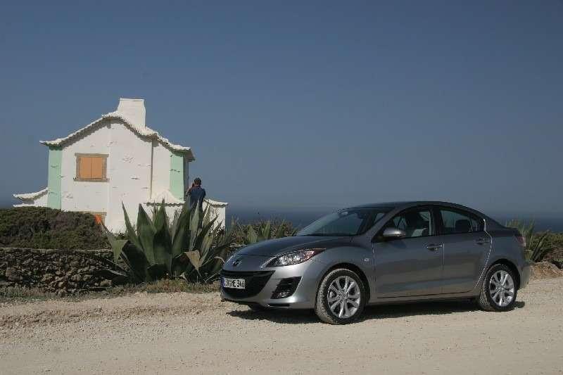 Mazda3: Прощай молодость— фото 92677