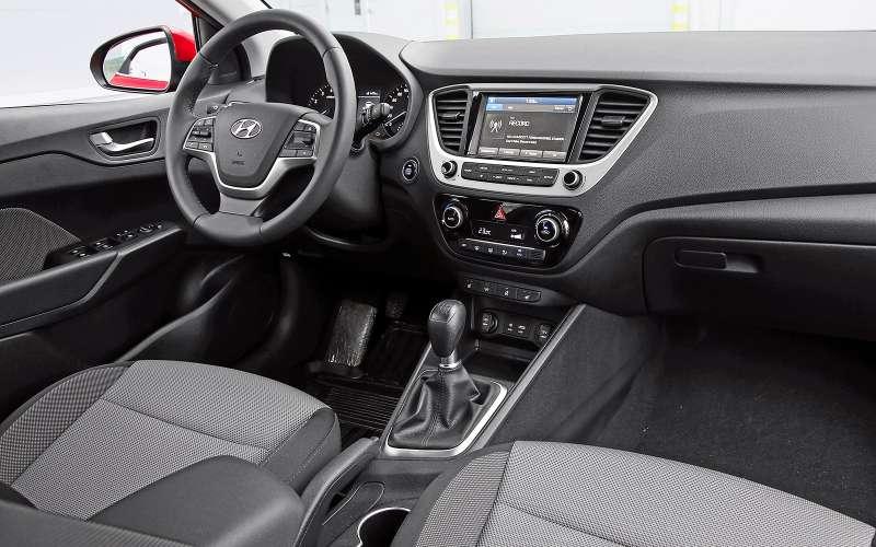 5 плюсов иодин минус Hyundai Solaris