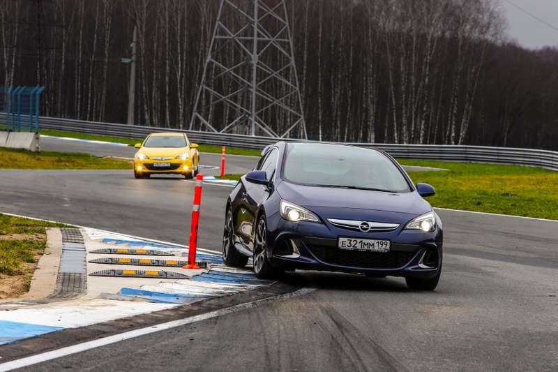 Самые быстрые автомобили вистории тестов «Зарулем»