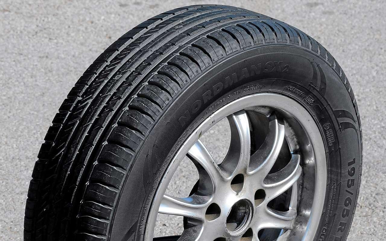 Летние 15-дюймовые шины— большой тест «Зарулем»— фото 1096830