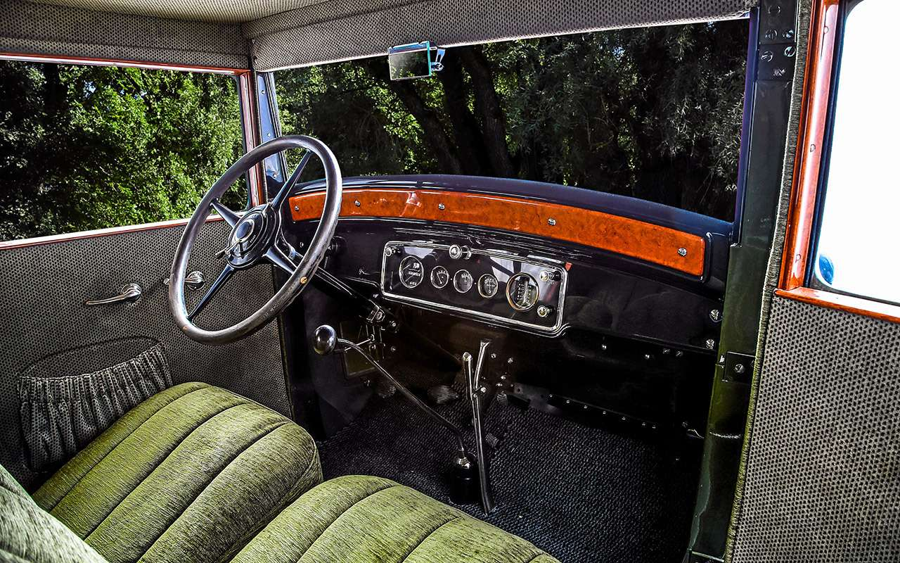 Ретромобиль Buick 40как лекарство отдепрессии— фото 934447