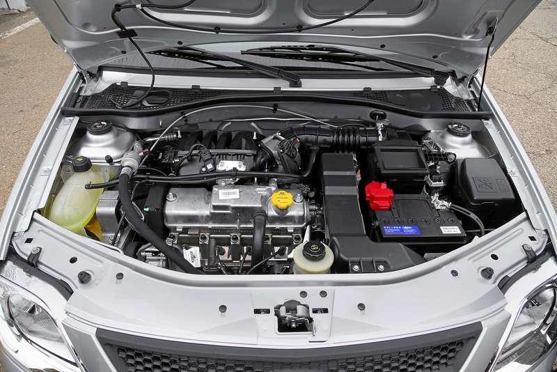 Lada Largus сдвигателем ВАЗ-11189: плюс три силы зарубли
