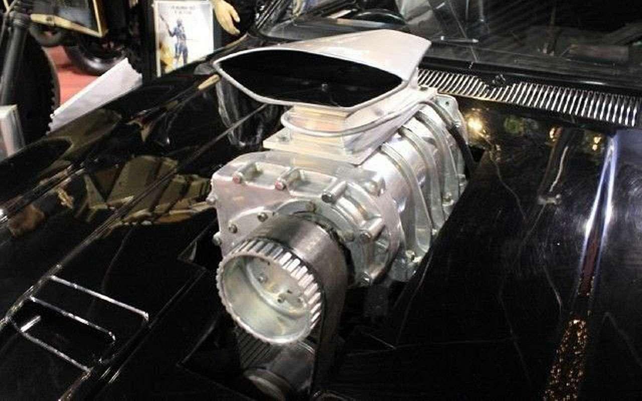 Автомобиль Безумного Макса выставят напродажу— фото 1087572