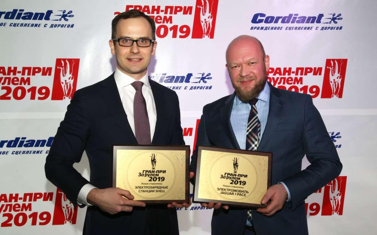 Гран-при «Зарулем»: лучшие автоновинки исобытия 2018 года— фото 961748