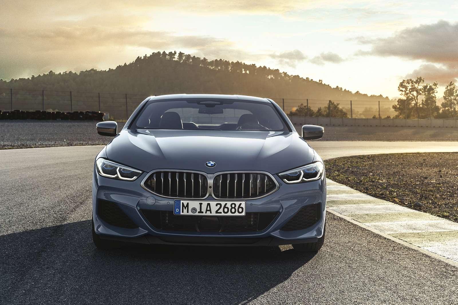 BMW8-й серии. 20лет спустя (почти)— фото 879664